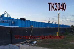 TK3040 - 10,000 BBL TANK BARGE