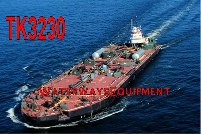 TK3230 - 90,000 BBL TANK BARGE