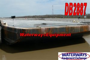 DB2887 - 260' x 72' x 16' ABS DECK BARGE