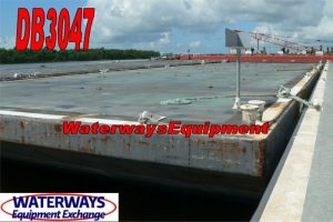 DB3047 - 180' x 54' x 12' ABS DECK BARGE