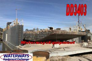 DD3403 - 140' x 60' DRY DOCK