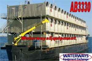 AB3330 - 290 PERSON ACCOMMODATIONS BARGE