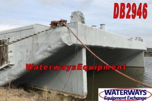 DB2946-A - 240' x 72' x 15' OCEAN DECK BARGE