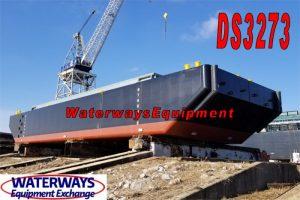 DS3273 - 300 CY SPLIT-HULL HOPPER BARGE