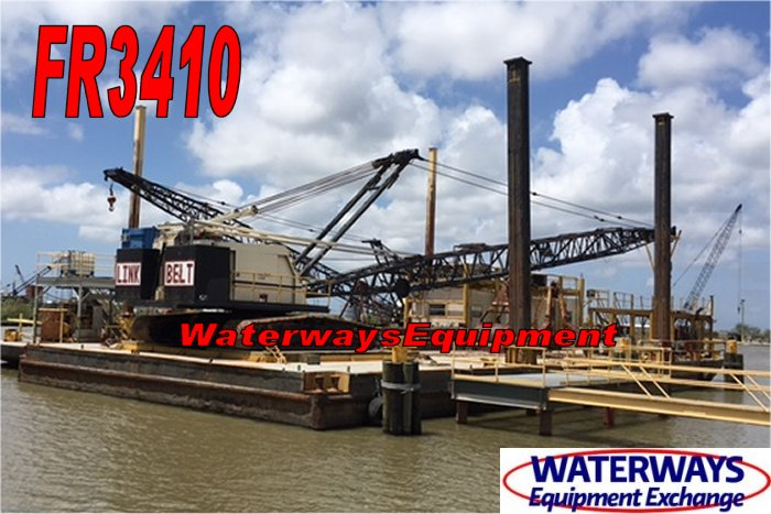 FR3410 - 150 TON FLOATING RIG