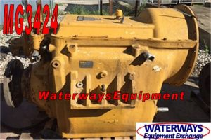 MG3424 - USED CATERPILLAR 7241 TRANSMISSION