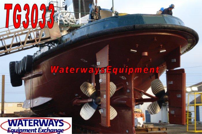 TG3033-B - 5760 HP OCEAN TUG