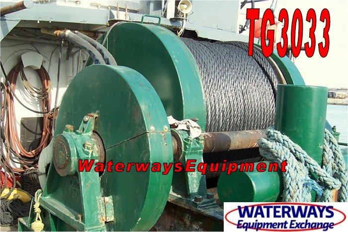 TG3033-C - 5760 HP OCEAN TUG