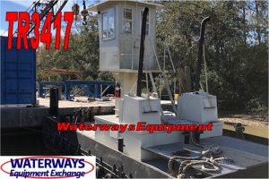 TR3417 - 400 HP TRUCKABLE BOAT