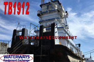 TB1912 - 3800 HP TOWBOAT