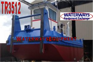 TR3512 - NEW 400 HP TRUCKABLE BOAT