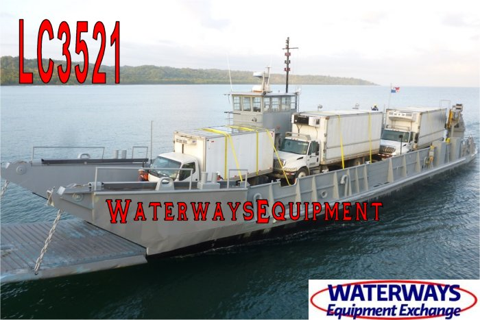 LC3521 - LANDING CRAFT FOR CHARTER