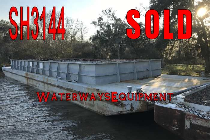 SH3144 - SHALE BARGES FOR SALE