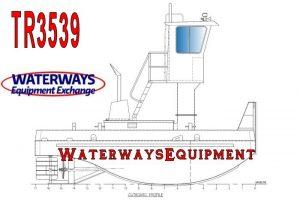 TR3539 - NEW 400 HP TRUCKABLE BOAT