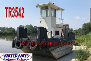 TR3542 - 460 HP TRUCKABLE BOAT