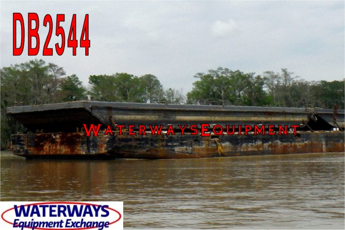 DB2544 - 221' x 40' x 11.5' DECK BARGE