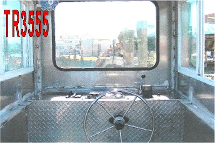 TR3555 - 180 HP TRUCKABLE BOAT