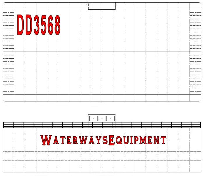 DD3568 - 1,000 TON DRY DOCK