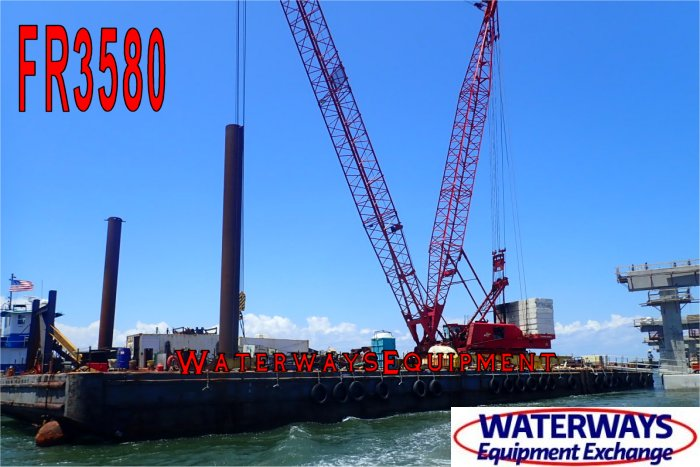 FR3580 - 300 TON FLOATING RIG FOR CHARTER