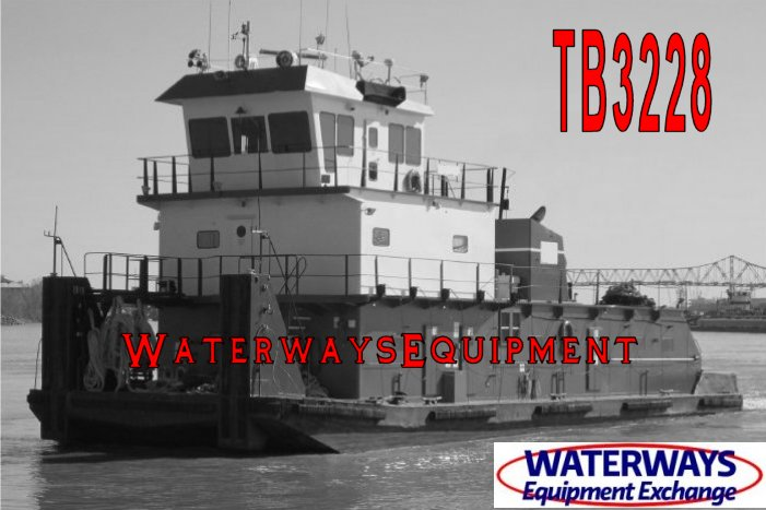 TB3228 - 2150 HP TOWBOAT