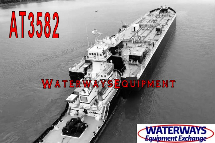 AT3582 - TUG & 80,000 BBL TANK BARGE UNIT