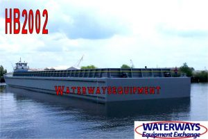 HB2002 – NEW SUPER JUMBO HOPPER BARGES