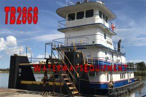 TB2868 – 1500 HP PUSH BOAT