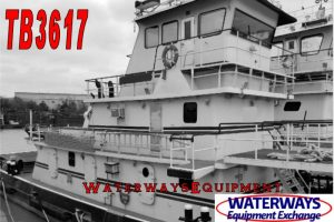 TB3617 - 2000 HP TOWBOAT FOR SALE