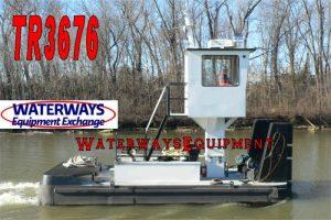 TR3676 - 400 HP TRUCKABLE BOAT