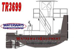 TR3699 - 660 HP TRUCKABLE BOAT