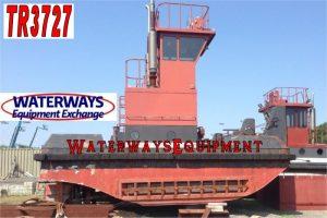 TR3727 - 1050 HP TRUCKABLE BOAT