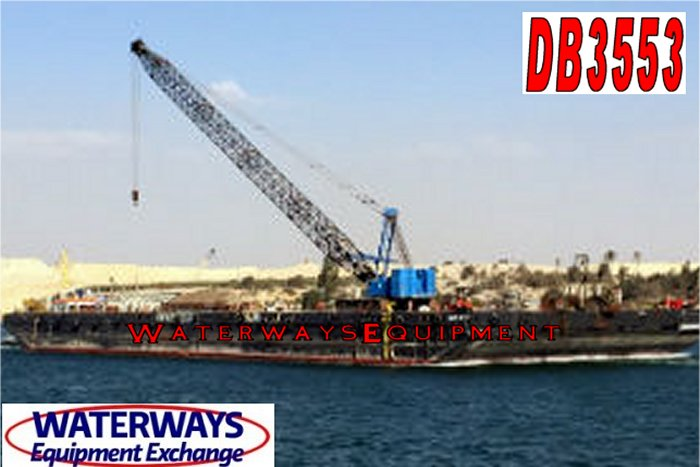 DB3553 - 330' x 100' ABS DECK BARGE