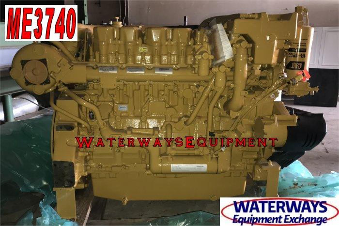 ME3740 - NEW CAT C18 ACERT TIER 3 MAIN ENGINES
