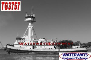 TG3757 - 3900 HP ABS OCEAN TUG