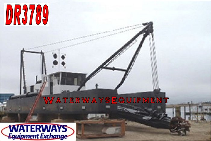 DR3789 - ELLICOTT DRAGON DREDGE