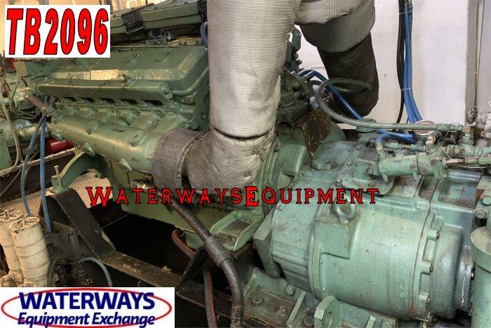 TB2096 – 800 HP TOWBOAT