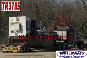 TR3785 - 400 HP TRUCKABLE BOAT