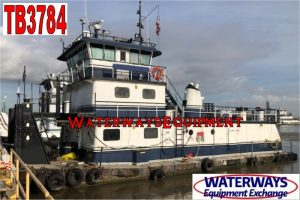 TB3784 - 1200 HP TOWBOAT