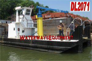 DL2071 - 230 HP FLEET REPAIR BOAT