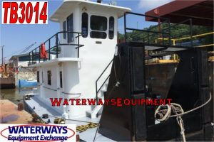 TB3014 - 500 HP TOWBOAT