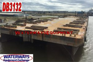 DB3132 - 300' x 90' x 22' ABS DECK BARGE