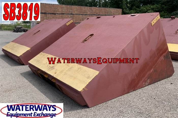 SB3819 - S70 FLEXIFLOAT SECTIONAL BARGES