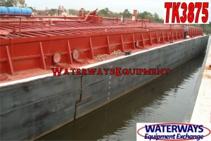 TK3875 - 11,000 BBL TANK BARGE