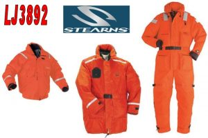 LJ3892 - STEARN LIFE JACKETS