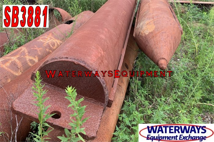 SB3881 - USED 7' SHUGART SECTIONAL BARGE PACKAGE