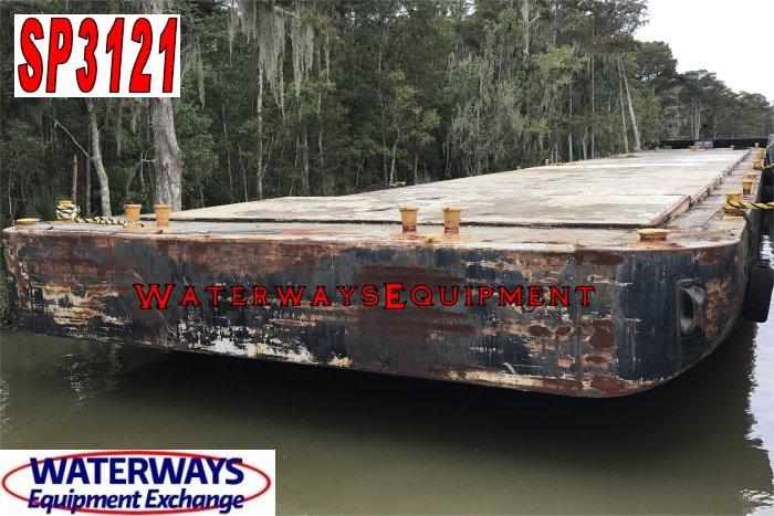 SP3121 - 221' x 40' x 11.5' SPUD BARGE