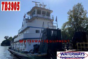 TB3905 - 2800 HP TOWBOAT
