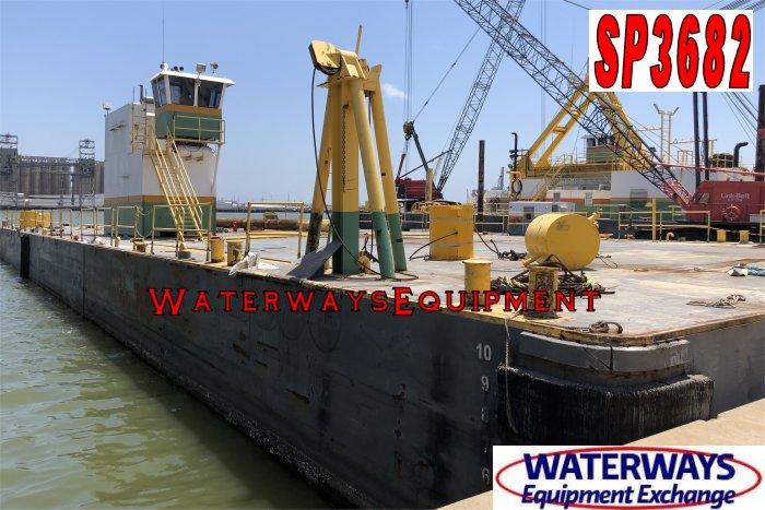 SP3682 - 176' x 70' ANCHOR - SPUD BARGE