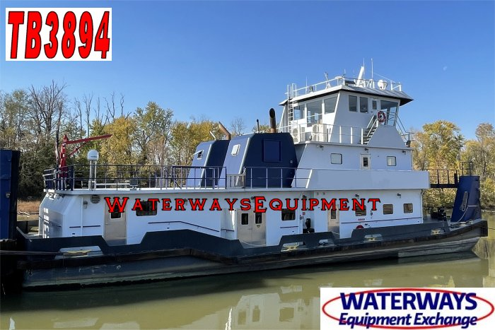 TB3894 – 2680 HP TOWBOAT