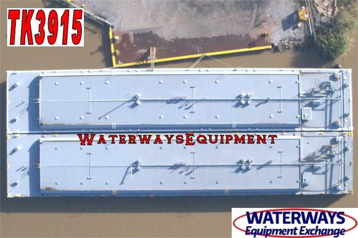 TK3915 - NEW 30,000 BBL TANK BARGES